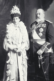King Edward 7th and Queen Alexandra