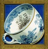 Teacup Christmas Card