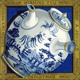 Teapot Christmas Card