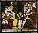 The Legend of St George, by Dante Gabriel Rossetti