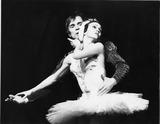 Rudolf Nureyev and Lesley Collier in Swan Lake