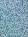 Acorn wallpaper, by William Morris