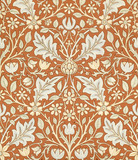 Triple Net wallpaper, by William Morris