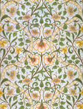 Daffodil wallpaper, by William Morris