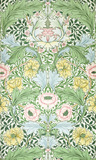 Norwich wallpaper, by William Morris