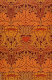 The Tierney wallpaper, by C.F.A Voysey
