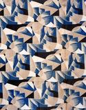 Furnishing fabric, by Pierre Chareau