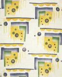 Furnishing fabric, by Grete Zwiesele
