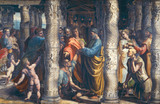The Healing of The Lame Man, by Raphael