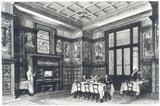 The Poynter, V&A Grill Room, by John Watkins