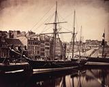 Imperial Yacht La Reine Hortense, photo Gustave Le Gray