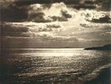 Seascape at Sete: A Cloud Study, photo by Gustave Le Gray