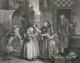 A Harlot's Progress, by William Hogarth