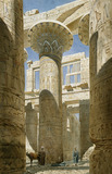 The Hall of Columns, by Richard Phene Spiers