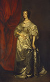 Marchioness of Winchester, after Sir A.Van Dyck