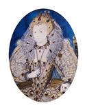 Queen Elizabeth, by Nicholas Hilliard
