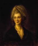 Queen Charlotte, by Thomas Gainsborough