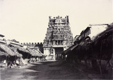 The Third Gopuram, by Linnaeus Tripe