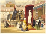 View of the Great Exhibition 1851, by John Absalom