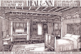 The Newlyn Set of Bedroom Furniture, by Gleeson White