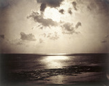 Seascape, photo by Gustave Le Gray