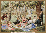 The Picnic at Epping Forest
