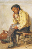 A Brown Study, by William Henry Hunt