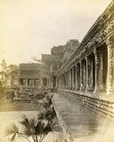 Wakhon Wat Temple, Cambodia, by John Thomson