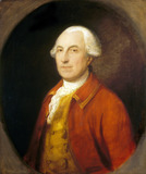Portrait of John Purling, by Thomas Gainsborough