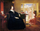 The Governess, by Richard Redgrave