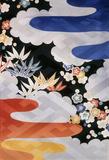 Under-kimono, detail