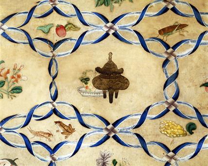 Hampden House Wallpaper