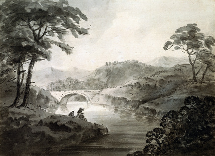 Landscape, by William Gilpin