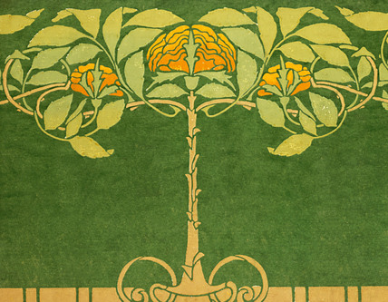 Lancaster Frieze Wallpaper