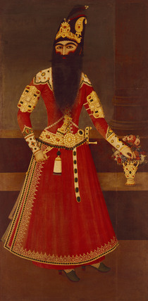 Fath' Ali Shah, the Shah of Persia