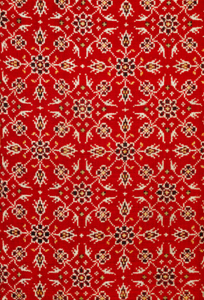 Textile. India, 18th-19th century