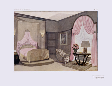 A woman's room, by André Groult