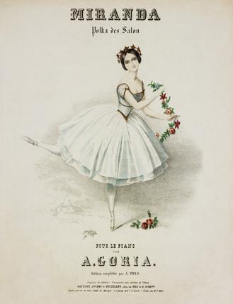 Miranda Polka des Salon