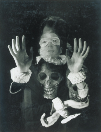 Self Portrait, by Sir Cecil Beaton