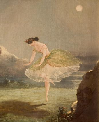 Fanny Cerrito in the role of Ondine