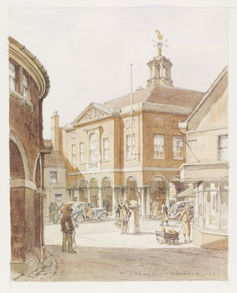 Guildhall, High Wycombe, by Stanley Anderson