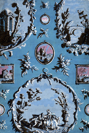 Dodington Hall Wallpaper