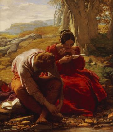 The Sonnet, by William Mulready