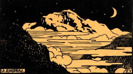 La Jungfrau, by Félix Vallotton
