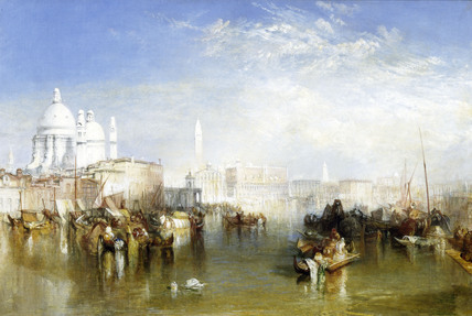 Venice Canale from the Guidecca, by J.M.W. Turner