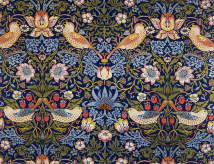 Textile, by William Morris
