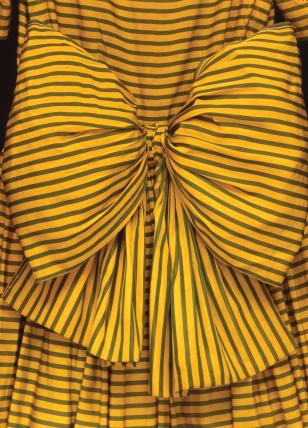 Day dress (detail), 20th century