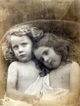 The Infant Bridal, by Julia Margaret Cameron