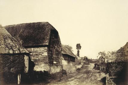 Bredicot, Worcestershire, by Benjamin Brecknell Turner