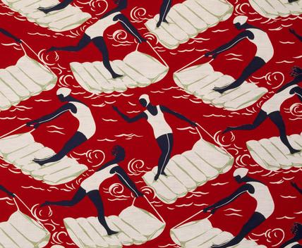 Surfers fabric